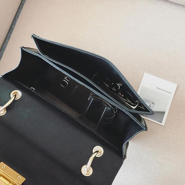 High Fashion Women Bag Handbag Beaded Bee Lock Shoulder Crossbody Bags for Women Luxury Panelled Ladies Hand Bag Messenger Bags