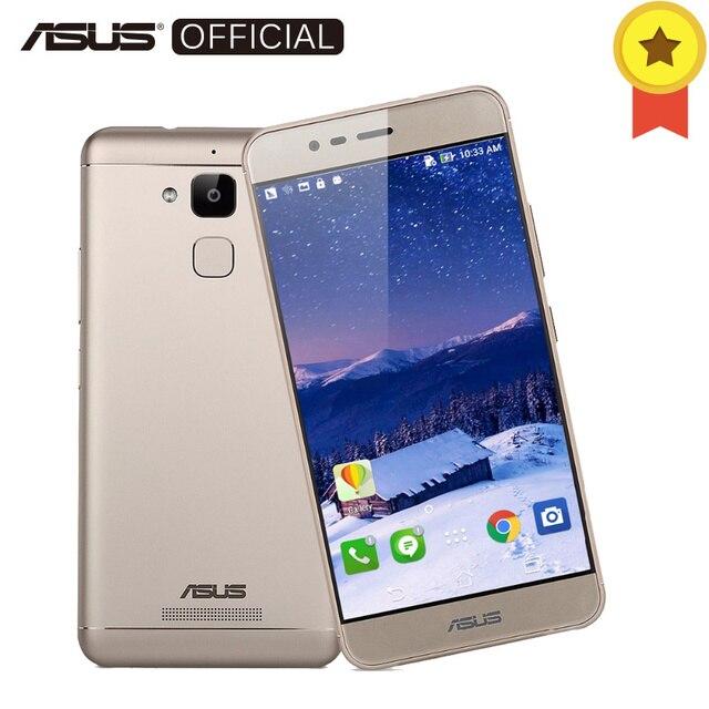 Asus Zenfone Pegasus 3 X008 4100 мАч Android 6,0 4 ядра 5,2 ''смартфон 2G  RAM 16/32G ROM мобильный телефон с