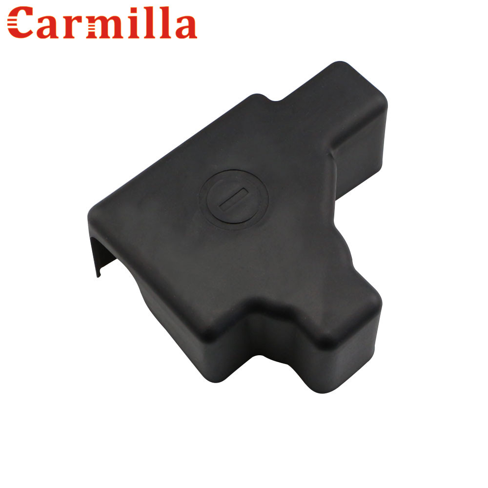 Carmilla Car ABS Styling Modified Engine Battery Negative Electrode Cover Rustproof Lid For <font><b>Lexus</b></font> <font><b>RX200T</b></font> Accessories image