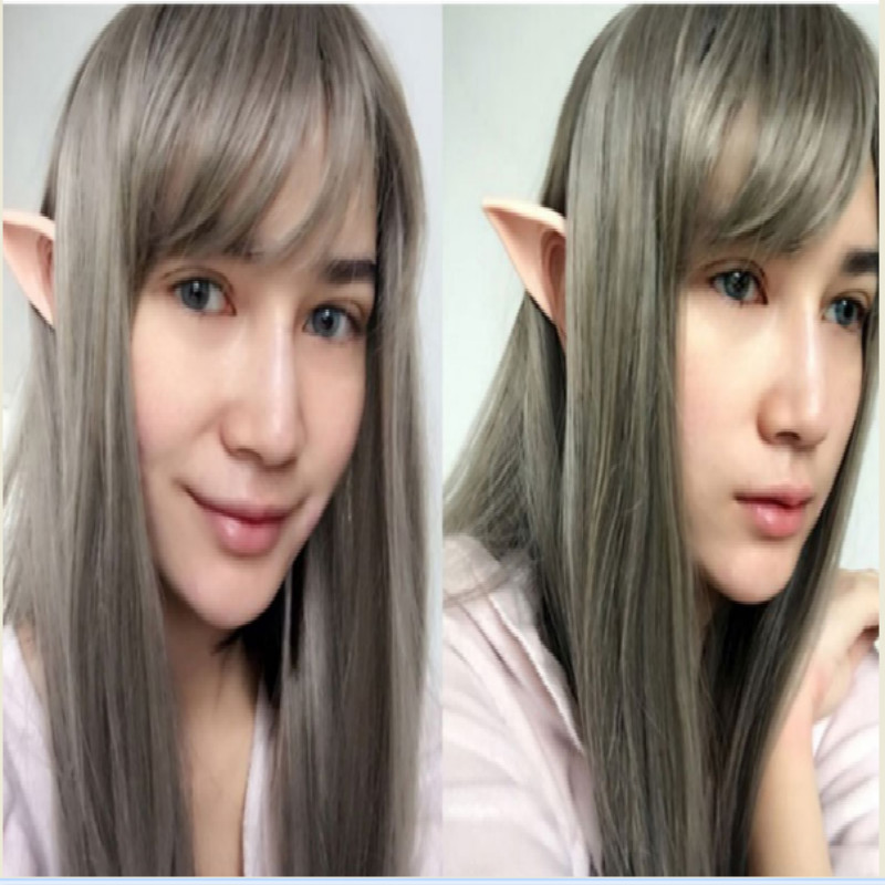 Հելոուին հրեշ վամպիր zombie փերի Elf - Տոնական պարագաներ - Լուսանկար 1