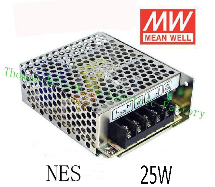 Original MEAN WELL power suply unit dc ac to dc power supply 25W 5V 5A 24V 1.1A 12V 2.1A MEANWELL original power suply unit ac to dc power supply nes 350 12 350w 12v 29a meanwell