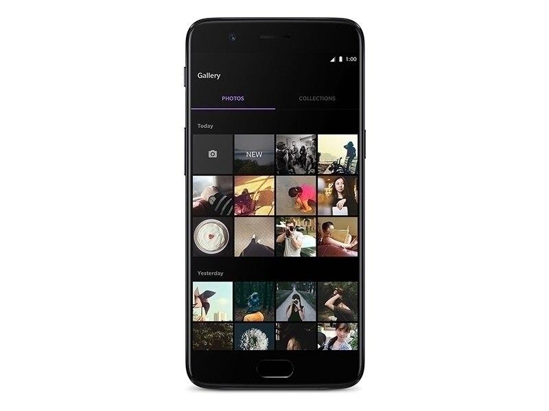 Original nova versão de desbloqueio oneplus 5 telefone móvel 5.5