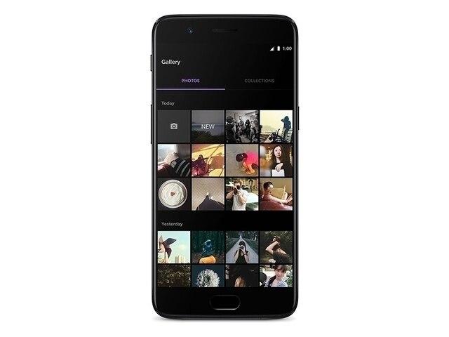 """מקורי חדש נעילת גרסת Oneplus 5 נייד טלפון 5.5 """"6 GB RAM 128 GB Dual SIM כרטיס Snapdragon 835 אוקטה Core אנדרואיד Smartphone"""