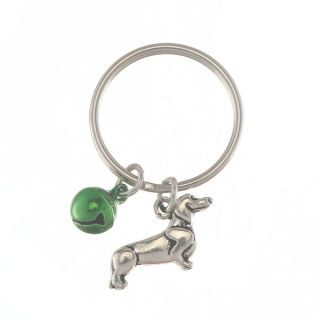Key Chain with Bell
