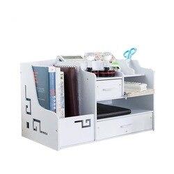 Arquivo gabinete de escritório decoração de escritório arquivamento armários conjuntos de mesa multifuncional organizador titular caixa armazenamento alegria canto