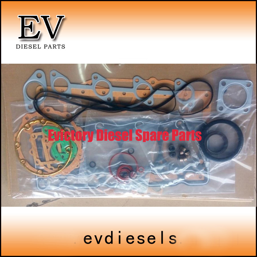 hight resolution of kubota engine v1505 v1505t full cylinder head gasket kit in pistons rings rods parts from automobiles motorcycles on aliexpress com alibaba group