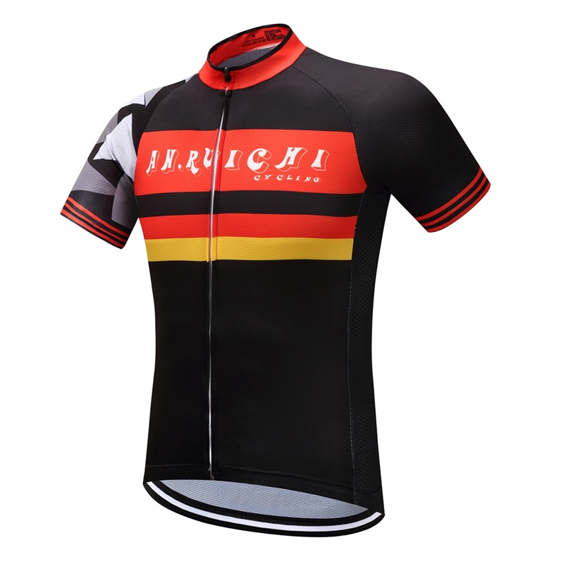 roupas ciclismo equipes Bicycle jerseys 2018 professional mens summer short-sleeved sweat-wicking shirt factory direct sales