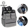 Многофункциональный рюкзак для инструментов водонепроницаемые сумки для инструментов Лифт техническое обслуживание рюкзак аппаратный ин...