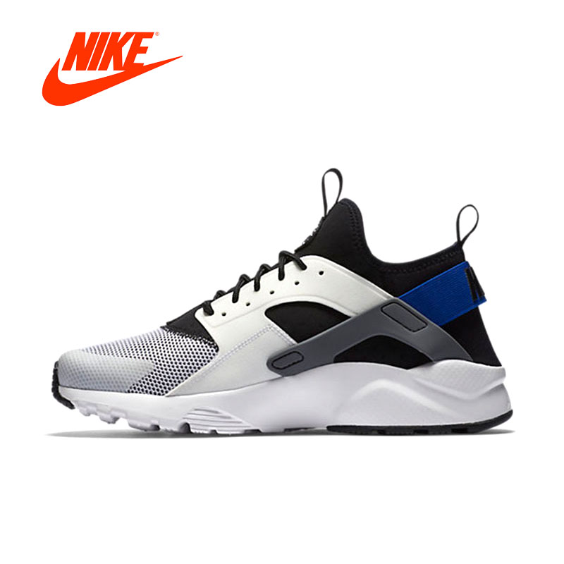 NIKE AIR HUARACHE RUN ULTRA Mens Running Shoes Sneakers Outdoor Walking Jogging Sneakers for men shoes men цена