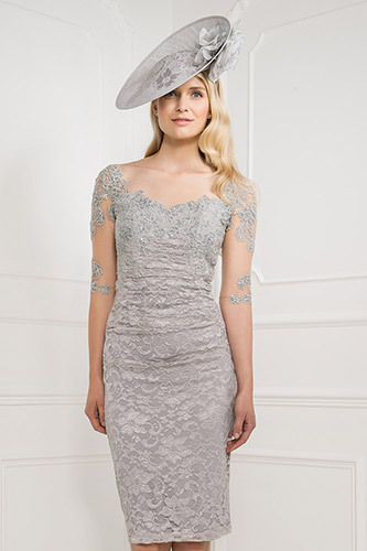 Mother Of The Bride Dresses Plus Size Silver - Cheap Wedding Dresses