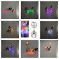 Edelstahl Ohrringe Bolzen 1 Pc Licht Up LED Ohrringe Studs Blinkt blinkt Dance Party Zubehör Liefert für Frau-in Neuheit Beleuchtung aus Licht & Beleuchtung bei