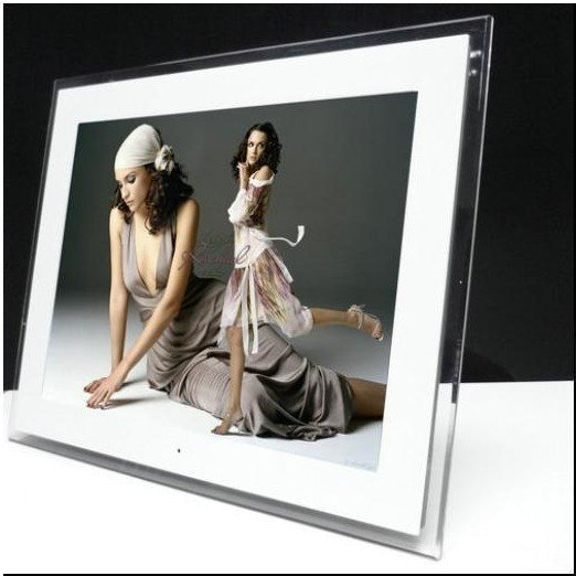 Free shipping  Beautiful 15 inch LCD Screen Digital Photo Frame wholesale online at best price fast delivery