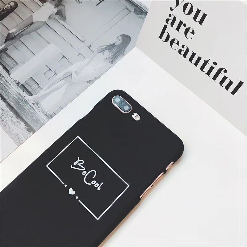 87f0838b5b KL Boutiques Cartoon Letter For iPhone 5 5S SE Case Couple Hard ...