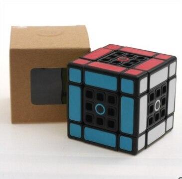 Colmillo Doble doble 3*3*3 Atesora partido es el tercer orden en forma de cubo de tercer orden cubo