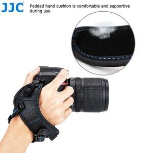 Image 4 - JJC 디럭스 빠른 릴리스 플레이트 카메라 핸드 스트랩 손목 스트랩 니콘 D850 D750 D780 D500 D7500 D7200 D3500 D3400 D5600 D5500