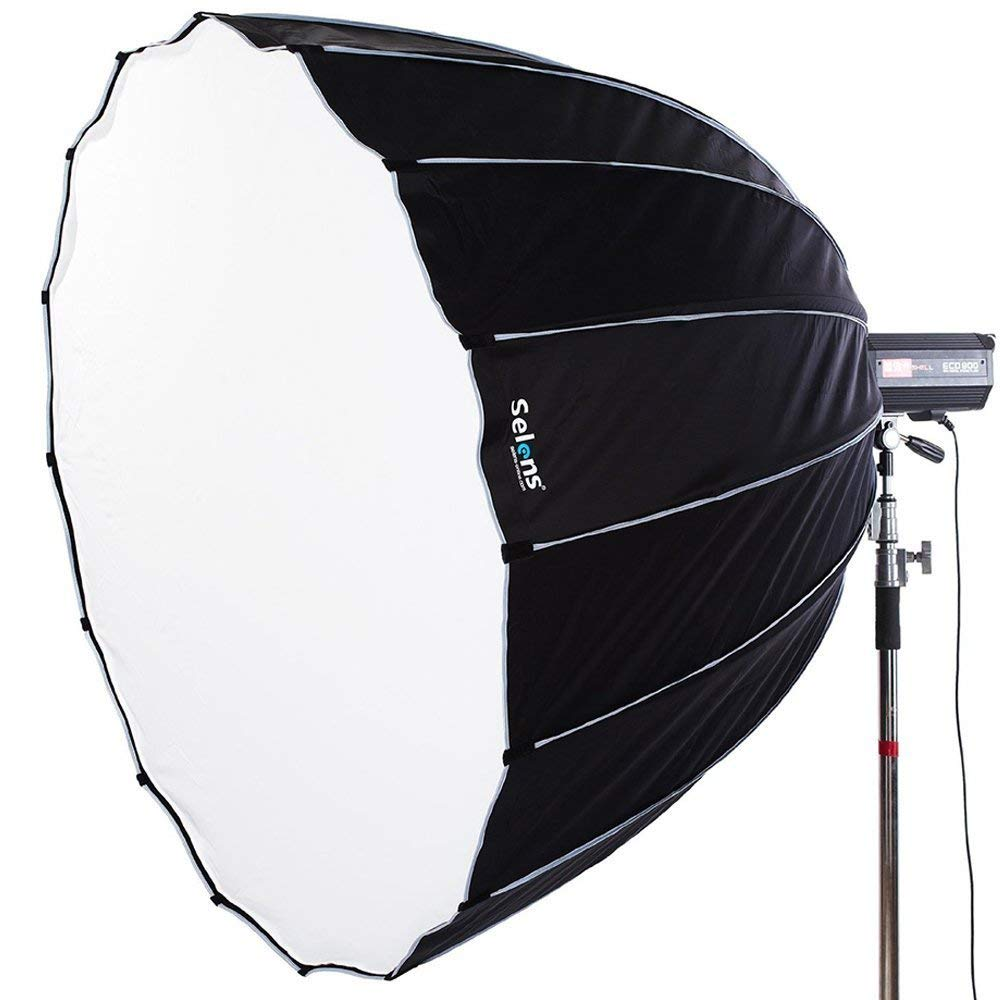 Selens 190cm Giant Softbox Splendid Lighting Modifier For Bowens Balcar Elinchrom Hensel Profoto Strobist With Carrying Bag