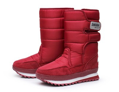 2014-new-Boots-high-leg-boots-platform-women-snow-shoes-waterproof-boots-snow-boots-Hot-sale (7)