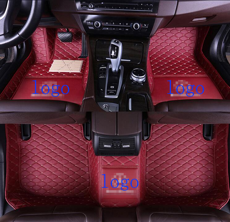 Car Floor Mats +LOGO Fit for 2005-2019 Mercedes-Benz series all models luxury customCar Floor Mats +LOGO Fit for 2005-2019 Mercedes-Benz series all models luxury custom
