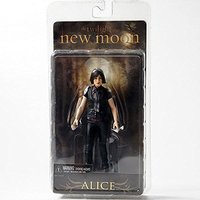 Collectiable NECA Hot Movie Twilight New Moon Vampire Alice Cullen 18CM Action Figure