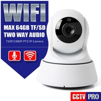 HD 720P 1080P Wifi IP Camera PTZ Security IR Night Vision Two Way Audio Smart CCTV