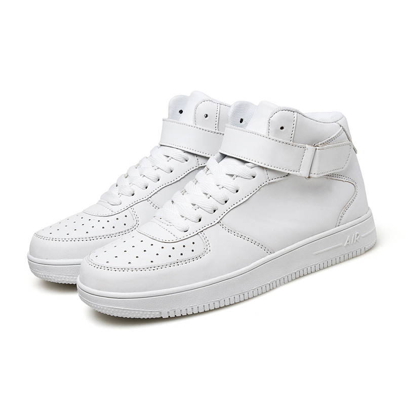 2017 Athletic air Skateboarding shoes forceing white Breathable for men women sneakers Breathable basket sport tennis walking
