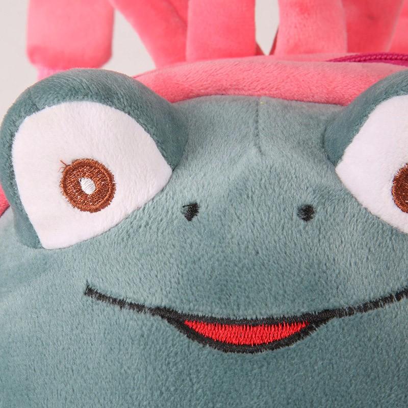 Frog backpack for kids12