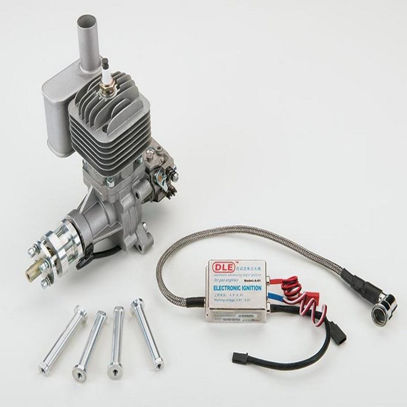 ᗕВысокое качество DLE30 30cc бензин Двигатели для ...