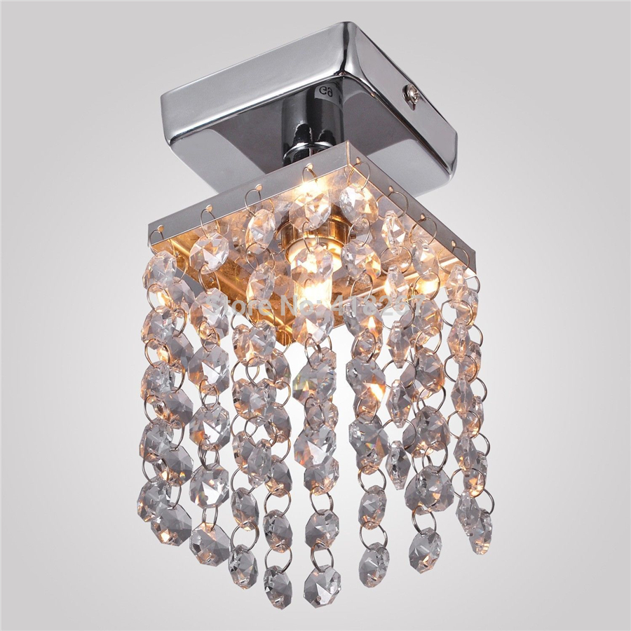 products chrome crystal faux pendant chandelier tadpoles