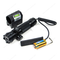 PHANTOM Optics Tactical Green Laser Sight For Rifle Under 5mv Weapon Gun Laser Pointer