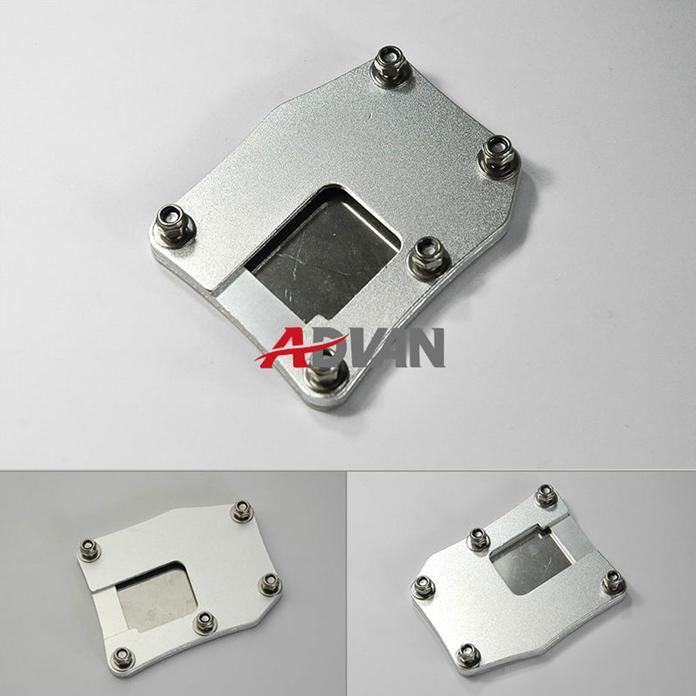 Sidestand Kick Foot Stand CNC Aluminium Fit for BMW R1150GS morais r the hundred foot journey