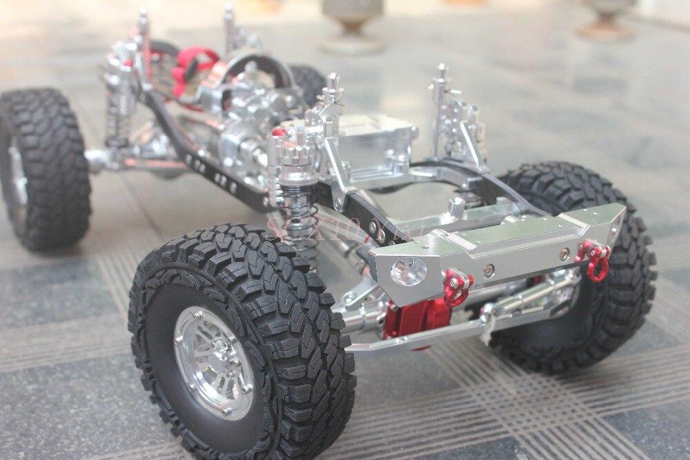 Aliexpress.com: Comprar CNC 1/10 Básculas Rock crawler Truck ...