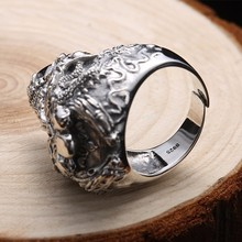 Real Dragon Ring