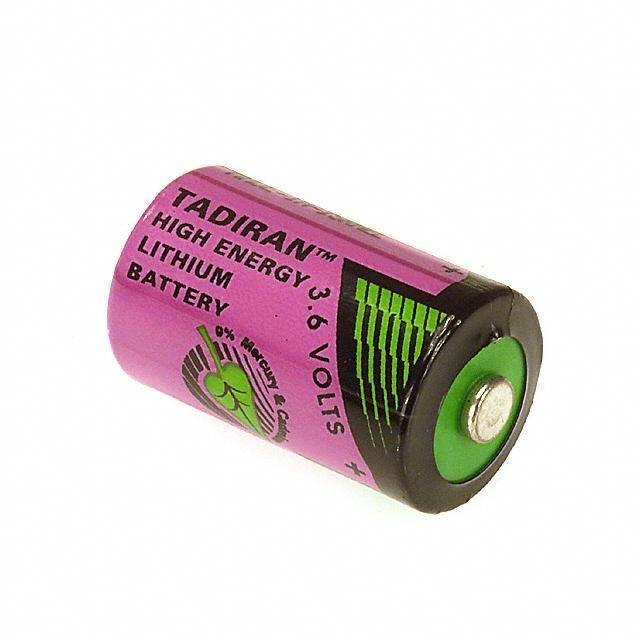 Original New 6PCS TL-5902 1/2AA ER14250 SL350 3.6V 1/2 AA PLC Lithium Battery  1