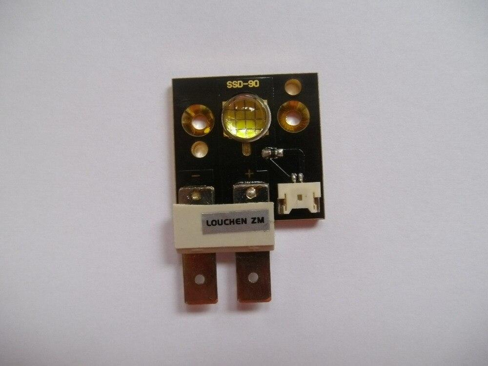 90w LED moduly 6500k 8000 lumenů SSD-90 CBT-90 pro 90w LED pohyblivou hlavu