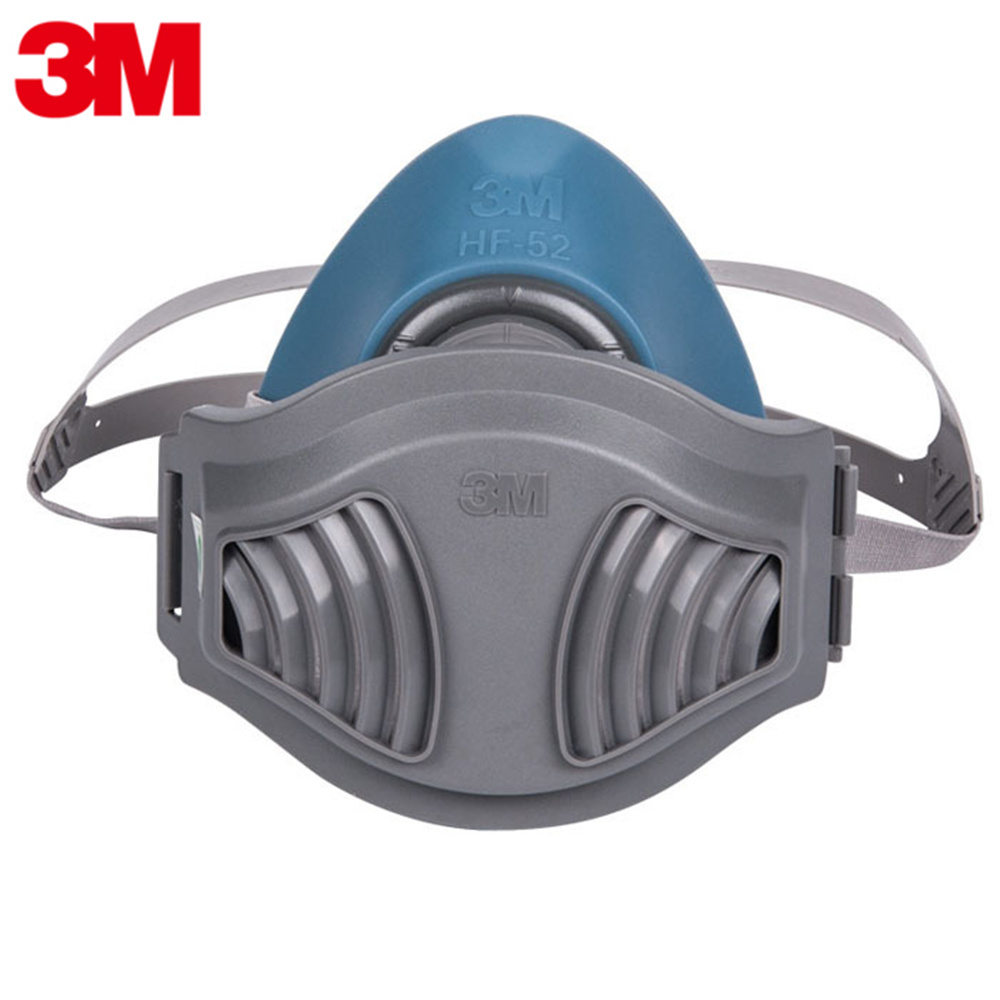 3MHF Pro Dust Mask Anti Industrial Construction Anti-dust Pollen Haze Poison Gas Family and Professional Site Protection Tools marilyn monroe printed gas pollution anti dust and haze mouth mask