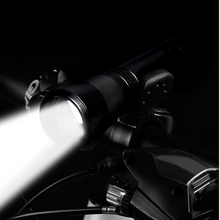 8000 Lumens LED Bicycle Flashlight LED L2 T6 Bicycle Light zoomable 5modes bike Lamp Lighting With bike mount by 18650