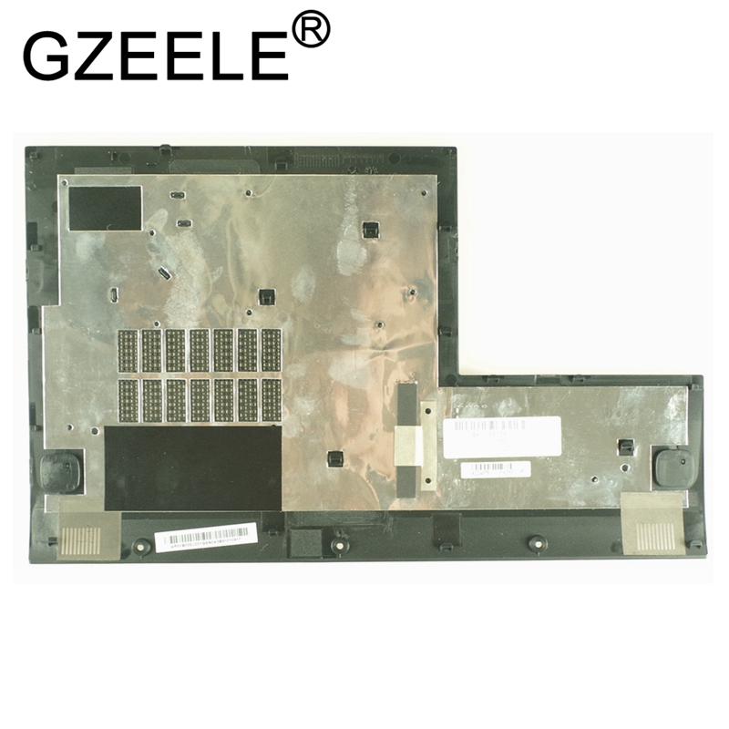 "Image 2 - GZEELE New For Lenovo G500S G505S Lower Case Bottom Cover Base Frame Door AP0YB000J00 15.6""RAM HDD Hard Drive Cover AP0YB000J200-in Laptop Bags & Cases from Computer & Office"