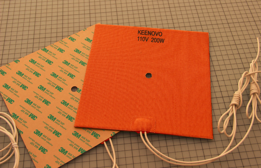 Keenovo ซิลิโคนฮีตเตอร์ 3D - สินค้าที่ใช้ในครัวเรือน