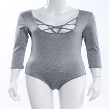 3/4 Sleeve Bodysuit