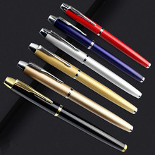 Metal ball pen signature pen advertising business gift pen student writing pen office school stationery цены