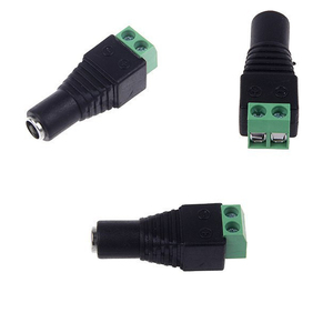 Image 4 - Connecteur DC femelle 100/5.5mm CCTV