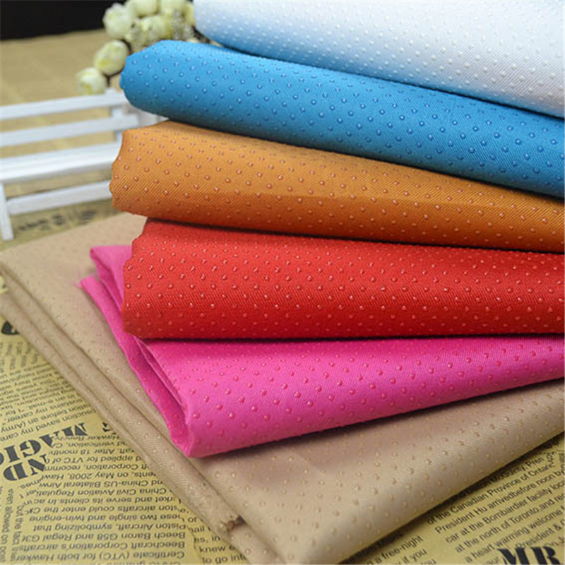 Anti Slip Fabric : Dotted fabric non slip diy for sewing