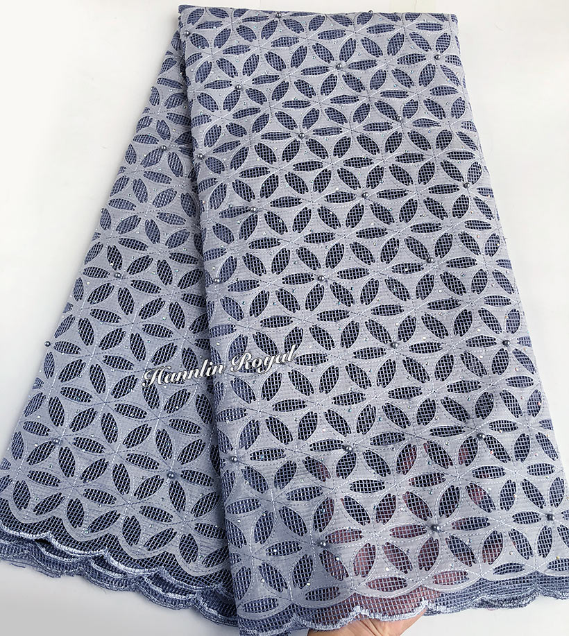 top 10 most popular grey guipure fabric with stones ideas