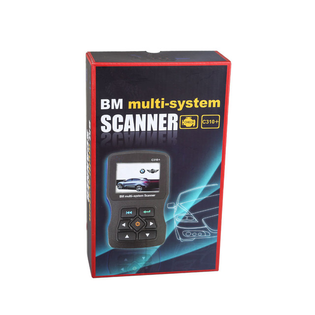 Free Shipping OBD2 Scanne For BMW Multi System Scan Tool V8.0 Free Update Online Diagnostic Scan Reset Tool For BMW Code Reader