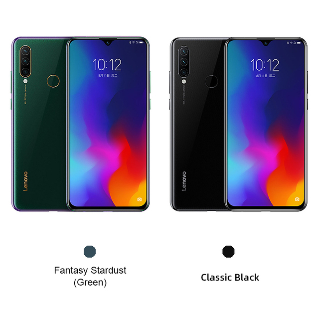 Global ROM Lenovo Z6 Lite 4GB 64GB Snapdragon 710 Octa Core Smartphone 6.3 Inch Screen Triple Camera Quick Charge Android 9.0 Lenovo Phones
