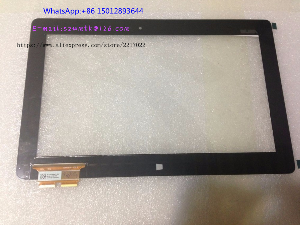 For 10.1ASUS VivoTab Smart ME400C ME400 5268NB Outter Glass Touch Screen with Digitizer Panel Lens Repair Replacement