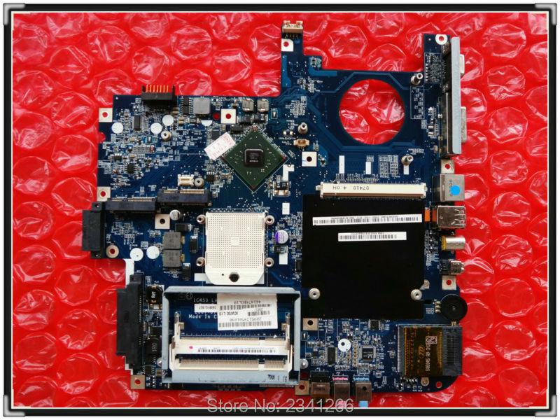 LA-3581P MBAK302002 for ACER 5520G Laptop Motherboard MB.AK302.002 ICW50 LA-3581P with graphics slot MCP67MV