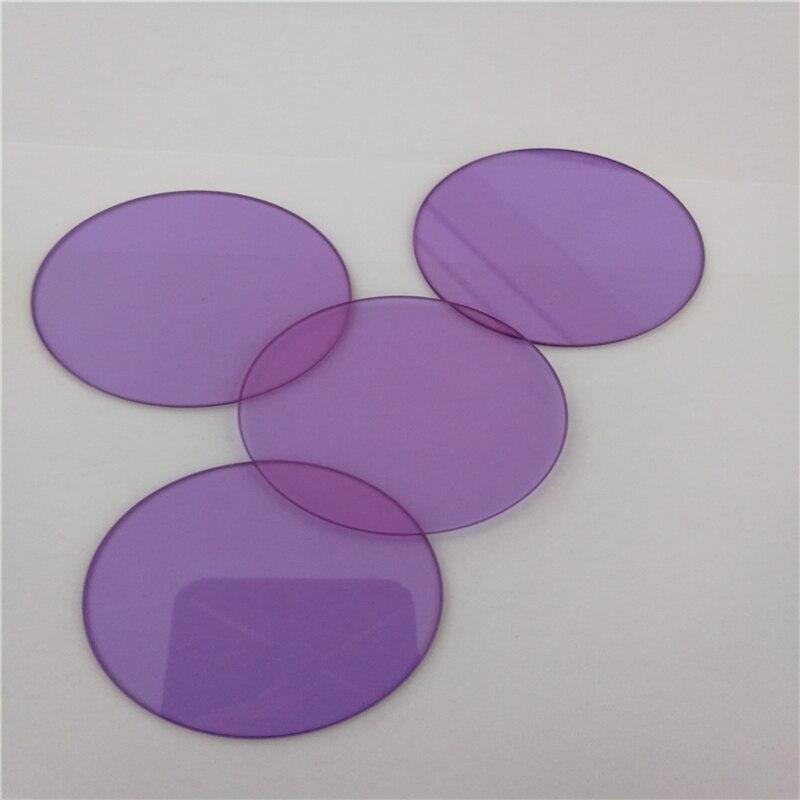 didymium pnb586 diameter 77mm with metal ring filter glass