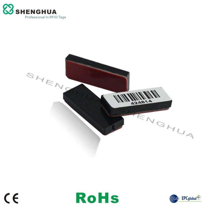 10pcs UHF RFID TAG For Metallic Surface Weapon Hardware Laptop Management Ceramic Tag 18000-6c  American Standard(902-928mhz)