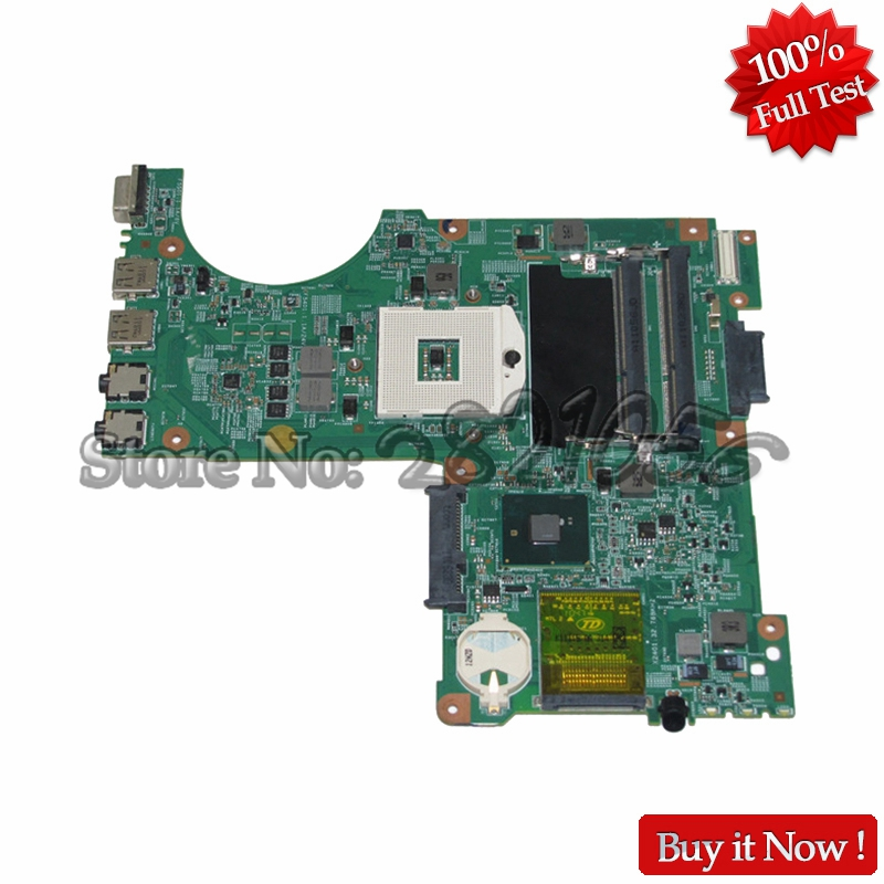 NOKOTION Laptop Motherboard 0R2XK8 R2XK8 48.4EK19.011 for Dell Inspiron N4030 Mainboard HM57 DDR3 Full Tested